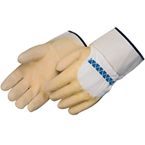 Liberty Glove Natural rubber coated #2300Q