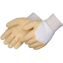 Liberty Glove Natural rubber coated - knit wrist #2323