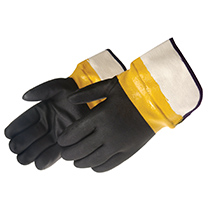 Liberty Glove Liberty Glove Sandy finish black PVC - #2640