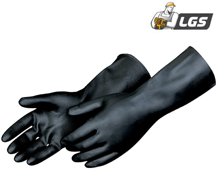Liberty Glove Black neoprene unsupported glove - #2650