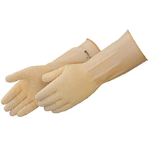 Liberty Glove Natural latex canners - crinkle finish - #2860