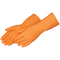 Liberty Glove Natural latex canners - crinkle finish - #2876SP