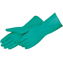 Liberty Glove Green nitrile - #2960C