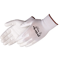 Liberty Glove P-Grip® White polyurethane - white shell - #4640
