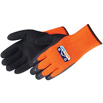 Liberty Glove Arctic Tuff™ Foam Latex Thermal Shell (Hi-Viz Orange) - #4749BL