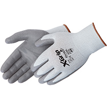 Liberty Glove X-Grip® Gray polyurethane palm coated - #4938