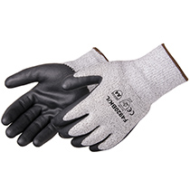 Liberty Glove HPPE with black foam nitrile palm coated - #F4920BK