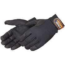 Liberty Glove Lightning Gear® Cougar™ Mechanic Glove #0815BK