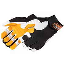 Liberty Glove Lightning Gear® Defender™ Mechanic Glove #0817
