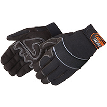 Lightning Gear® OnyxWarrior™ mechanic glove #0915BK