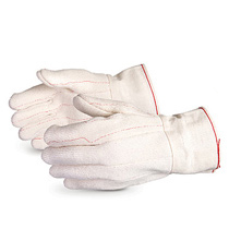 Superior Protex Quilted Terry Knit Hot Mill Glove - TRKDPB