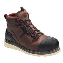 Avenger Composite Toe WP Wedge Sole Work Boot #A7506