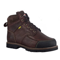 Iron Age Dozer 6-Inch Int Met Guard Steel Toe Boot  #IA0163