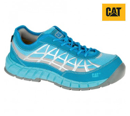 Caterpillar Womens CAT Connexion Esd St / Vivid Blue #P90682
