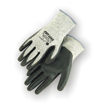 Seattle Glove V800 Lightly Powdered Disposable Vinyl Glove
