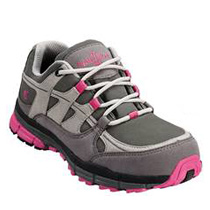 Nautilus Women's ESD No Exposed Metal EH Safety Toe Athletic #N1771