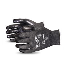Superior Gloves Protex Quilted Terry Knit Hot Mill Glove   #TRKDPB