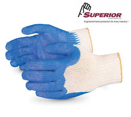 Superior Dexterity® Nitrile Dipped Work Gloves - #S7NT
