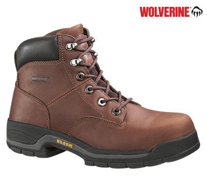 a716600d4a1 Wolverine® Harrison Steel Toe EH Work Boot #W04904